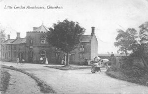 Almshouses Cottenham Cambridgeshire